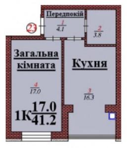 кв 23 1К 41.2 мкв
