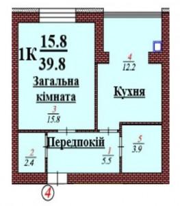 кв 4 1К 39.8 мкв