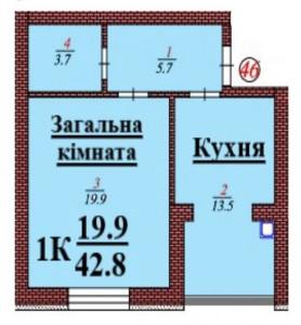кв 46 1К 42.8 мкв