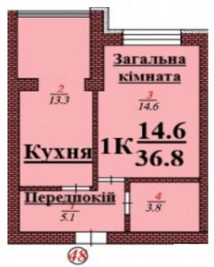 кв 48 1К 36.8 мкв