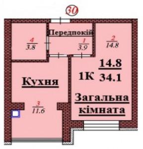 кв 50 1К 34.1 мкв