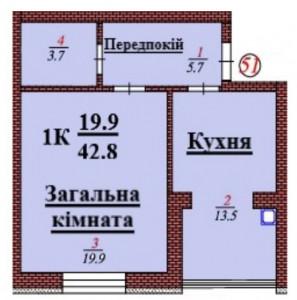 кв 51 1К 42.8 мкв