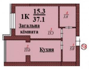 кв 58 1К 37.1 мкв