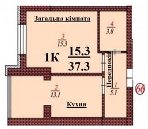 кв 66 1К 37.3 мкв
