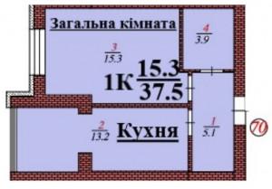 кв 70 1К 37.5 мкв