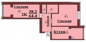 кв 71 2К 64.4 мкв